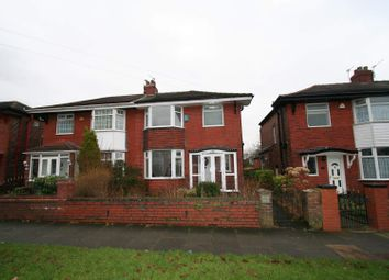 Thumbnail 3 bed semi-detached house to rent in Parkhills Road, Fishpool, Bury