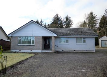 Thumbnail 3 bedroom detached bungalow for sale in 114 Balmacaan Road, Drumnadrochit, Inverness
