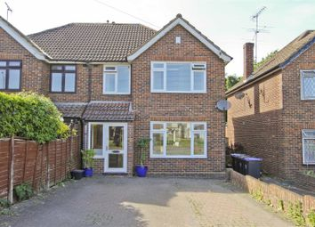 Thumbnail 3 bed semi-detached house for sale in Moorfield Road, Denham