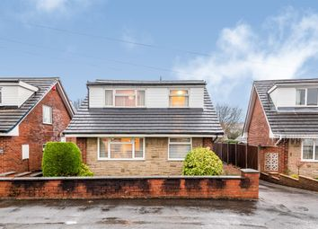 Thumbnail 3 bed detached house for sale in Ness Grove, Cheadle, Stoke-On-Trent