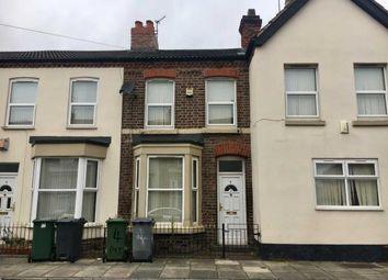 Thumbnail 2 bed terraced house for sale in 4 Paterson Street, Birkenhead, Merseyside