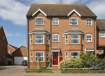 Thumbnail 3 bed semi-detached house for sale in Humphries Drive, Brackley