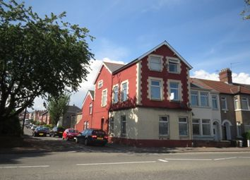 Thumbnail 2 bed flat for sale in Cardiff Road, Barry