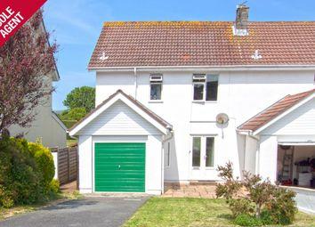 Thumbnail 4 bed property for sale in Rue Du Preel, Castel