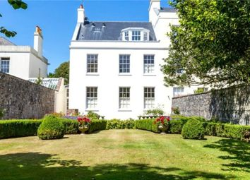 Thumbnail 5 bed semi-detached house to rent in Les Palmiers, The Grange, St Peter Port