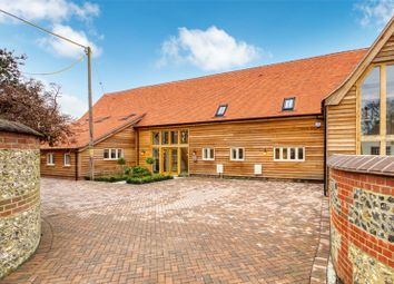 Berrick Barn, Watcombe Manor, Ingham Lane, Watlington, Oxfordshire OX49. 5 bed property for sale