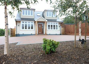 Thumbnail 4 bed detached house to rent in Rayleigh Road, Thundersley, Benfleet, Essex