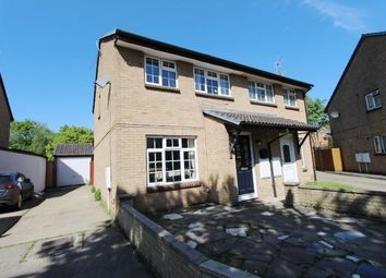 Thumbnail 3 bed semi-detached house for sale in Repens Way, Hayes, Middlesex
