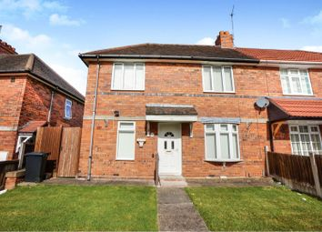 Thumbnail 3 bed semi-detached house for sale in Wood Road, Lower Gornal
