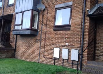 Thumbnail 1 bed flat to rent in Flat In Fernhill Close, Canford Heath, Poole