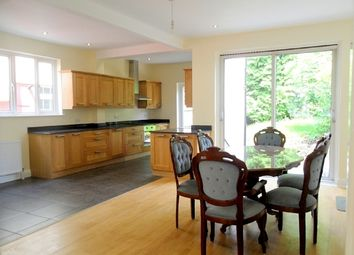 Thumbnail 4 bed semi-detached house to rent in Grosvenor Road, Finchley Central, Finchley, London