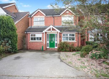 4 bed detached house for sale in Millennium Way, Wolston, Coventry CV8