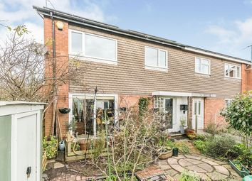 Thumbnail 2 bed terraced house for sale in Crossley Walk, Bromsgrove
