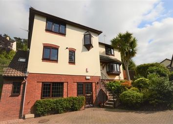 Thumbnail 4 bedroom detached house for sale in Larksmead Close, Ogwell, Newton Abbot, Devon.