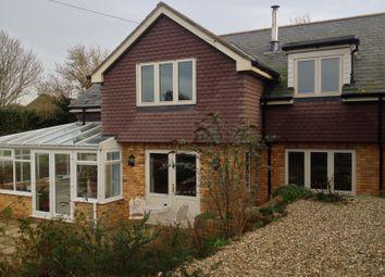 Thumbnail 4 bed detached house for sale in Barr Lane, Burton Bradstock, Bridport