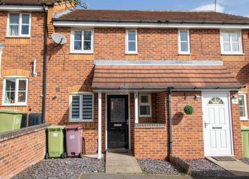 Thumbnail 2 bed town house to rent in Bracken Road, Shirebrook, Mansfield