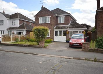 Thumbnail 4 bed property for sale in Bolton Avenue, North Hykeham, Lincoln