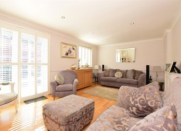 Thumbnail 4 bed detached house for sale in Sampson Close, Belvedere, Kent