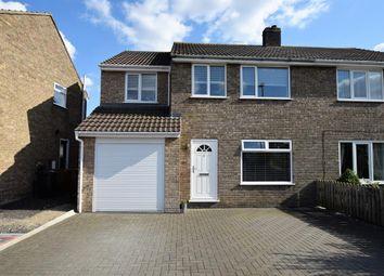 Thumbnail 4 bed semi-detached house for sale in Long Meadows, Rillington, Malton