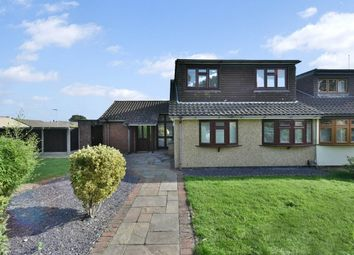 Thumbnail 3 bed semi-detached house for sale in Santers Lane, Potters Bar