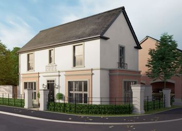Thumbnail 3 bed detached house for sale in Postmaster's Walk, Ravernet Road, Lisburn