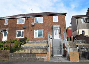 Thumbnail 3 bed semi-detached house for sale in Heol Derw, Hengoed, Caerphilly