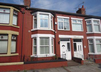 3 bed terraced house for sale in Winterhey Avenue, Wallasey CH44