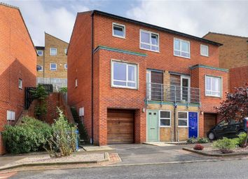Thumbnail 3 bed town house for sale in 45, Park Grange Mount, Norfolk Park