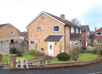 3 bed semi-detached house for sale in Kirkby Avenue, Clayton-Le-Woods, Chorley PR25