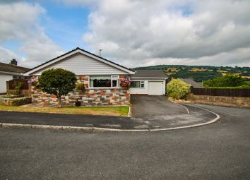 Thumbnail 4 bed detached bungalow for sale in Twyn Pandy, Llangynidr, Crickhowell