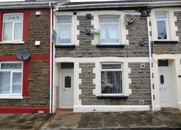 Thumbnail 3 bed terraced house for sale in Janet Street, Rhydyfelin, Pontypridd