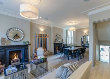Thumbnail 5 bed terraced house for sale in Gironde Road, Fulham, London