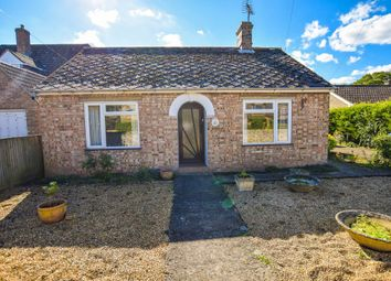 Thumbnail 2 bed detached bungalow for sale in Carter Street, Fordham, Ely