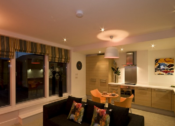 Thumbnail 3 bedroom flat for sale in Mcewan Square, Edinburgh