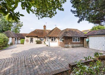 Church Street, Willingdon Village, Eastbourne BN20. 4 bed detached house