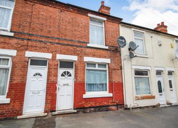 Thumbnail 2 bedroom terraced house for sale in Grimston Road, Bobbersmill, Nottingham