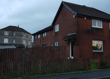 Thumbnail 1 bed end terrace house to rent in Maukinfauld Court, Glasgow