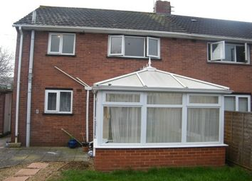 Thumbnail 2 bed property to rent in Vaughan Road, Exeter