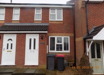 Thumbnail 2 bedroom town house to rent in Newlands Road, Baddesley Ensor