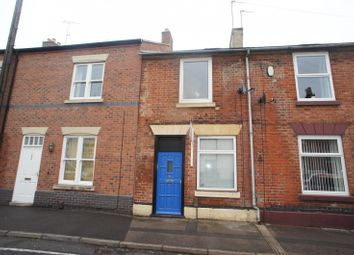 Thumbnail 2 bed terraced house to rent in York Street, Derby