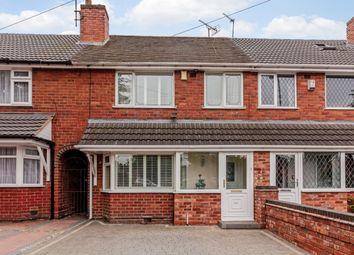 Thumbnail 3 bedroom terraced house for sale in Thornbridge Avenue, Birmingham, West Midlands