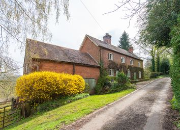 Thumbnail 4 bed farmhouse for sale in The Hill, Abberley, Worcester