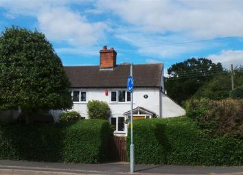 Thumbnail 2 bed cottage for sale in Woodstile Cottage, Worcester Lane, Four Oaks, Sutton Coldfield