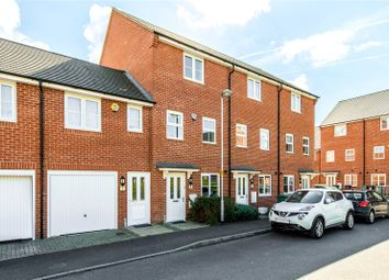 Thumbnail 4 bed terraced house for sale in Dodd Road, Watford, Hertfordshire