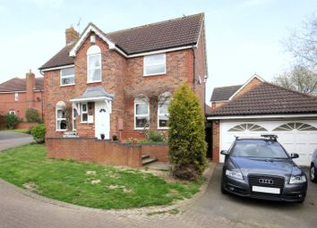 Thumbnail 4 bed detached house for sale in Merton Close, Brackley
