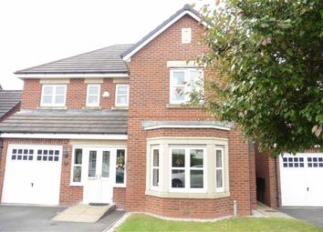 Thumbnail 4 bedroom detached house for sale in Canberra Way, Burbage, Hinckley