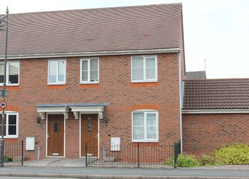 Thumbnail 3 bed end terrace house to rent in Dickens Heath Road, Shirley, Solihull