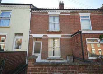 Thumbnail 3 bed terraced house for sale in Knowsley Road, Norwich, Norfolk