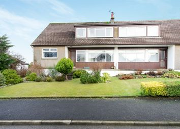 Thumbnail 4 bed semi-detached house for sale in Riverside Road, Eaglesham, Glasgow