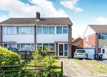 Thumbnail 3 bedroom semi-detached house for sale in Teagues Crescent, Trench, Telford